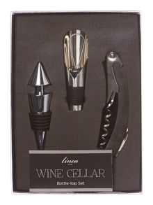 Linea 3 Piece Bar Accessories Set