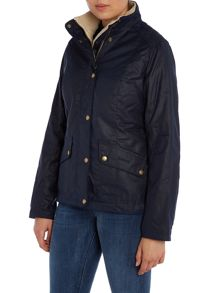 Brocklane wax jacket