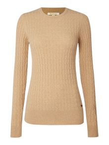 Barbour Langdale Crew Jumper
