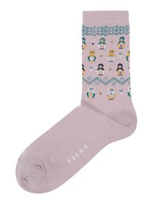 Falke Russian Doll Ankle Socks