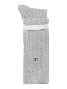 Calvin Klein Stud Knee High Sock