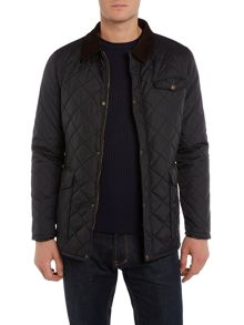Merc Alcester Full Zip Quilted Jacket
