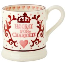 Royal Baby 1/2 Pint Mug