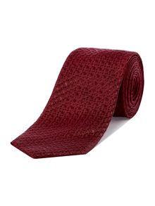 Hugo Patterned Tie