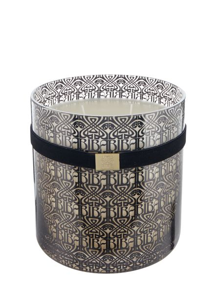 Biba Plum velvet statement scented candle
