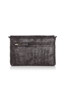 Party black small cross body bag