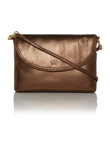Party small brown cross body bag