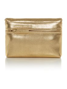 Party small gold cross body bag