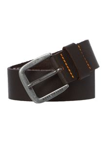 Hugo Boss Grain Matt Leather Belt