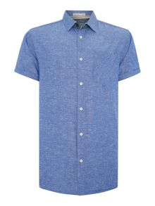 Short Sleeve Classic Fit Shirt