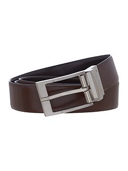Connary Casual Reversible Leather Belt
