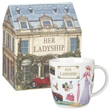 At Your Leisure Her Ladyship Mug