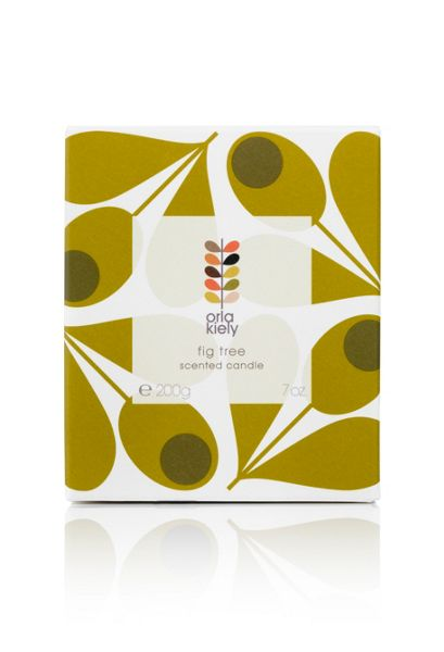 Orla Kiely Fig Tree Candle