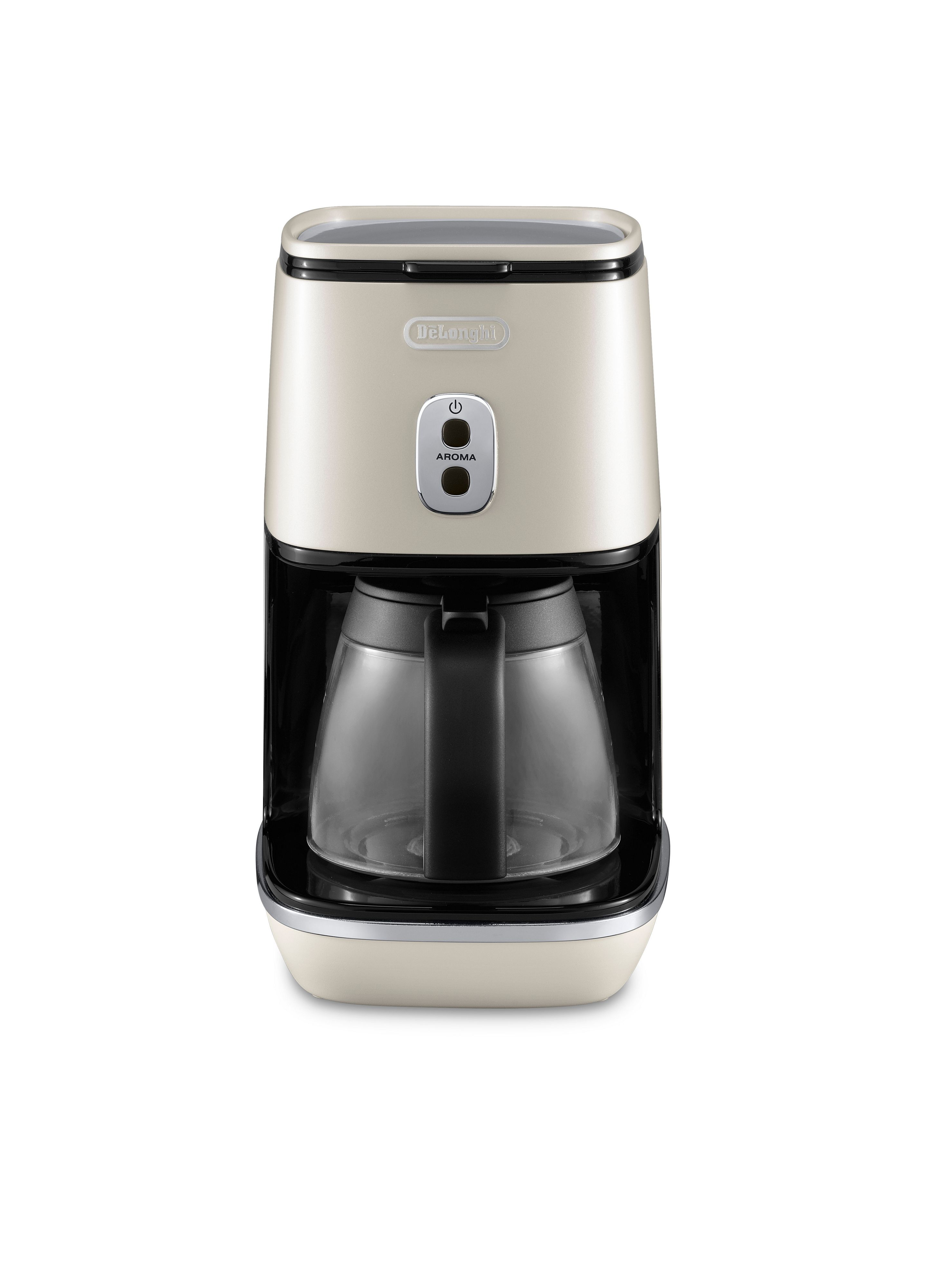 how to work a delonghi coffee maker