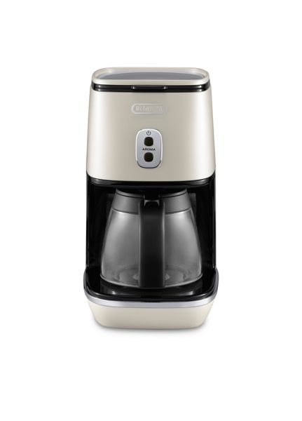 Delonghi Distinta Filter Coffee Maker White