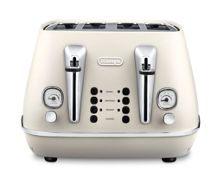 Distinta 4S Toaster Pearl White