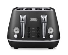 Distinta 4S Toaster Elegance Black