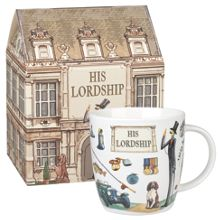 At Your Leisure His Lordship Mug
