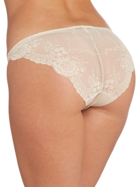 Stella McCartney Stella Smooth & Lace Brief