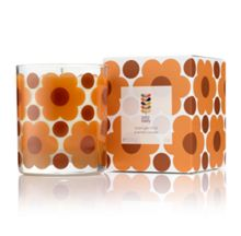 Orla Kiely Orange Rind Candle