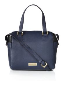 Dickins & Jones Menna cross body bowler handbag