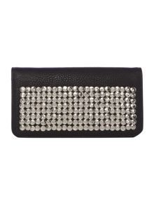 Label Lab Shia studded wallet