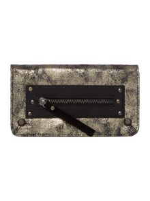 Label Lab Shia zip front wallet