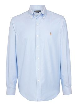 Plain Oxford Non-Iron Dress Shirt