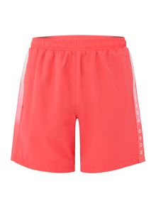 Hugo Boss Seabream Logo Taping Swim Short