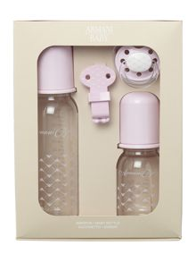 Armani Junior 4-Piece Bottle Set