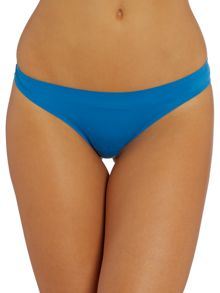 Calvin Klein Perfectly fit with lace memory touch thong