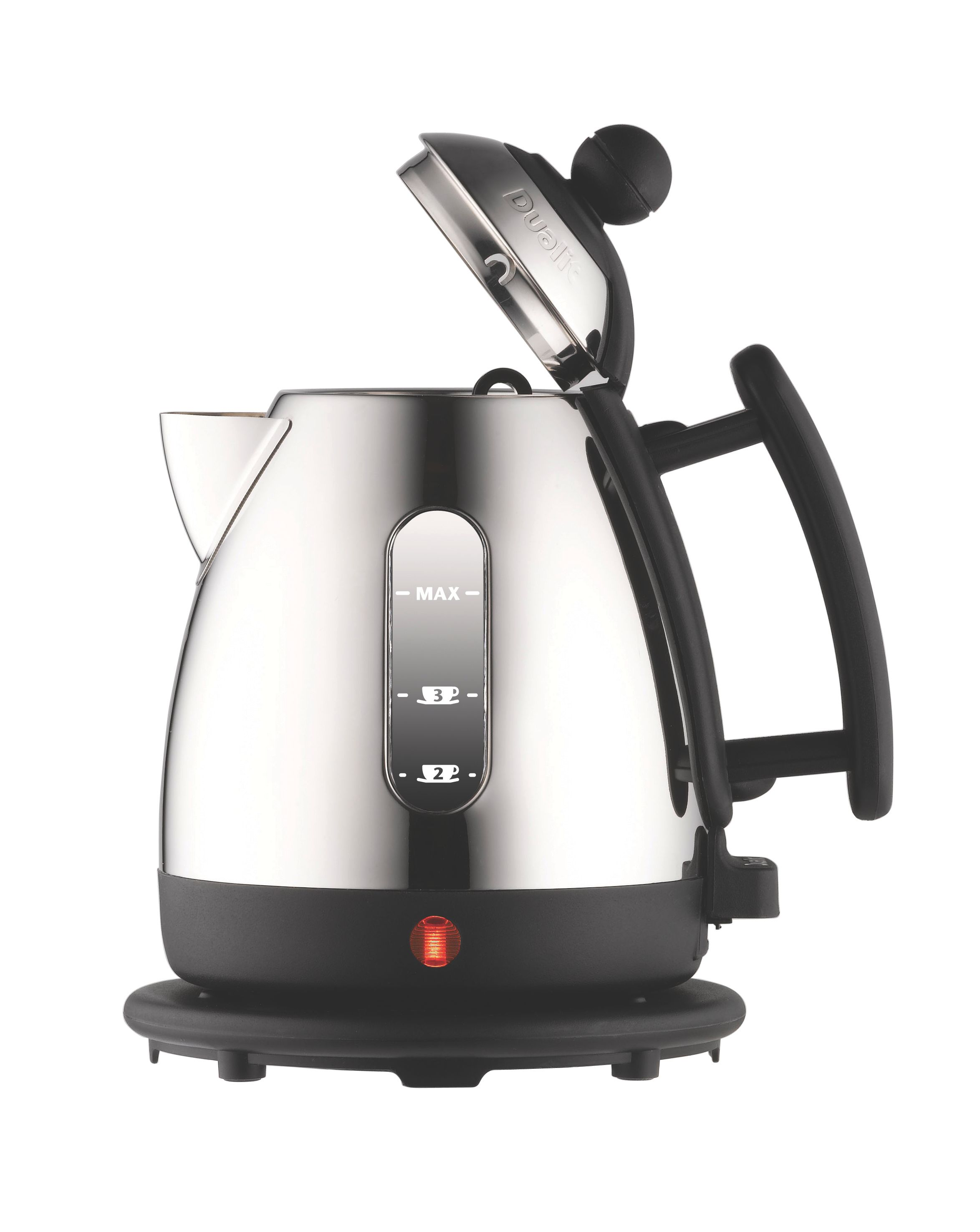 Dualit Mini Jug Kettle BlackPolished