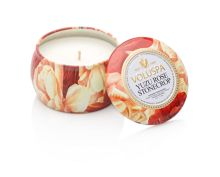 Voluspa Yuzu Rose Stonecrop 4oz Mini Tin