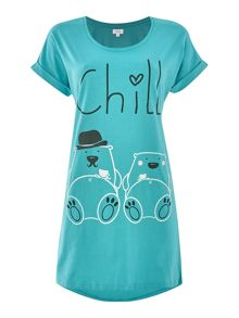 Therapy Chill Sleep Tee