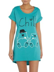 Chill Sleep Tee