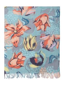 Dickins & Jones Jessica Floral Scarf