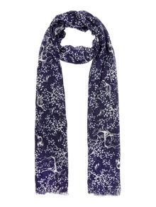 Dickins & Jones Enchanted Forest Scarf