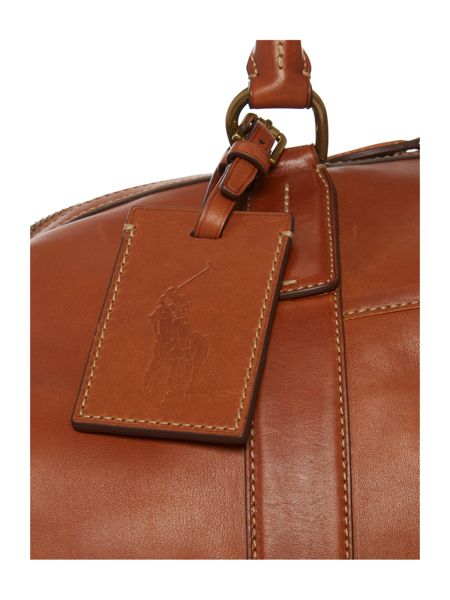 Polo Ralph Lauren Leather Holdall