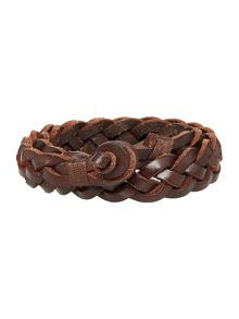 Polo Ralph Lauren Leather Bracelet