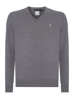Men's Polo Ralph Lauren Golf Merino Half Zip