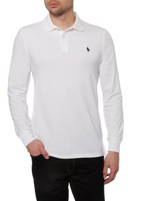 Pro-Fit Long Sleeve Polo