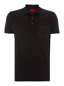 Dyron Regular Fit Plain Polo Shirt