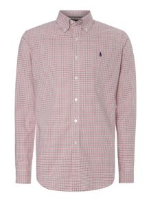 Polo Ralph Lauren Golf Check Non-Iron Dress Shirt