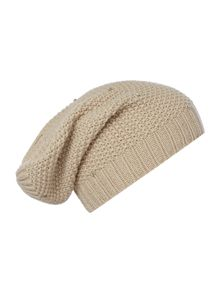 Linea Weekend Metallic Stud Knit Hat