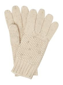Linea Weekend Metallic Stud Knit Glove