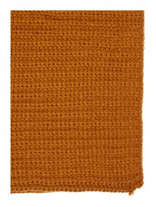 Label Lab Chunky Knit Rib Long Scarf
