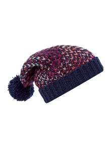 Dickins & Jones Space Dyed Pom Hat