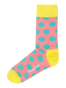 Happy Socks Big dot ankle socks