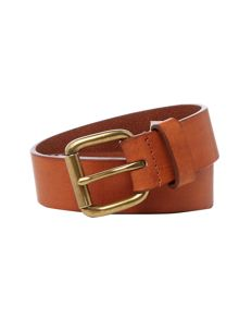 Linea Casual Leather Belt