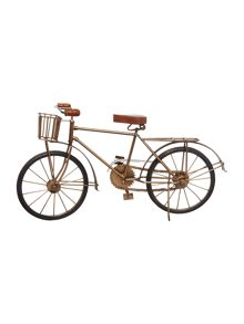 Linea Bicycle ornament